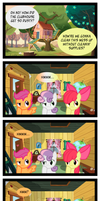 Scootaloo's True Calling
