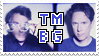 They Might Be Giants Stamp by LazingAbout94