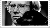 Warhol Stamp by LazingAbout94