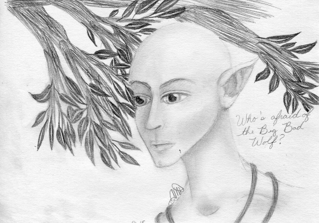 Solas Sketch by intrepid-Inkweaver