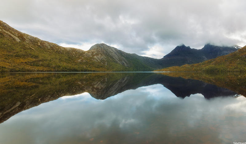 Cradle Mountain, Australia by TahaElraaid