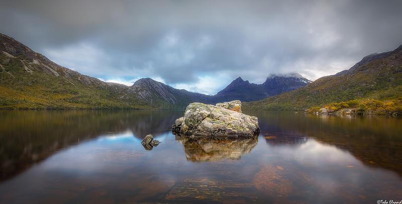 Cradle Mountain, Tasmania, Australia by TahaElraaid