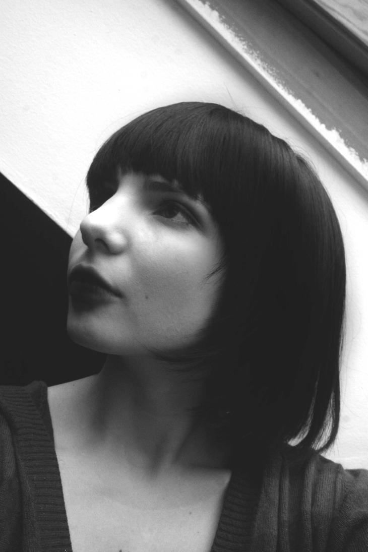 brunette by biprasta