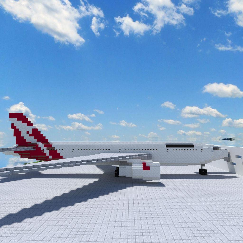 Qantas boeing 777