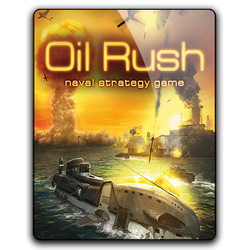 Oil Rush - Game Icon by birkoffsjunk