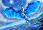Dragon Speedpaint- Izure