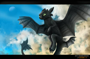 How to train your Dragon by Hobsyllwin18