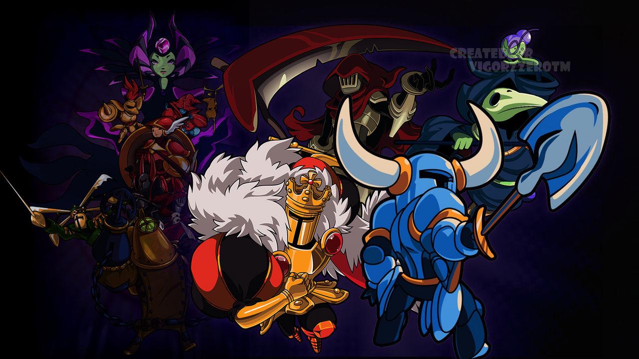 Shovel Knight Treasure Trove By Vigorzzerotm On Deviantart