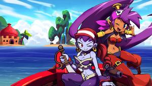 Shantae and the Pirate's Curse by VigorzzeroTM