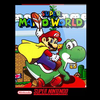 Super Mario World Icon