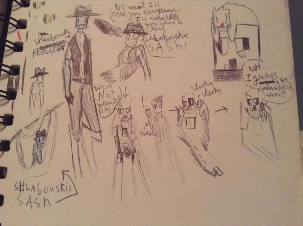 walkri mobster by Lambda-fallout125