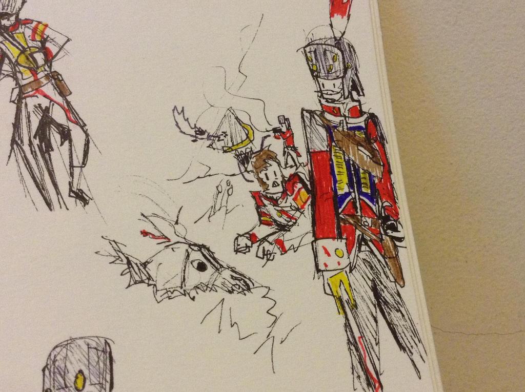 Roman grenadier by Lambda-fallout125