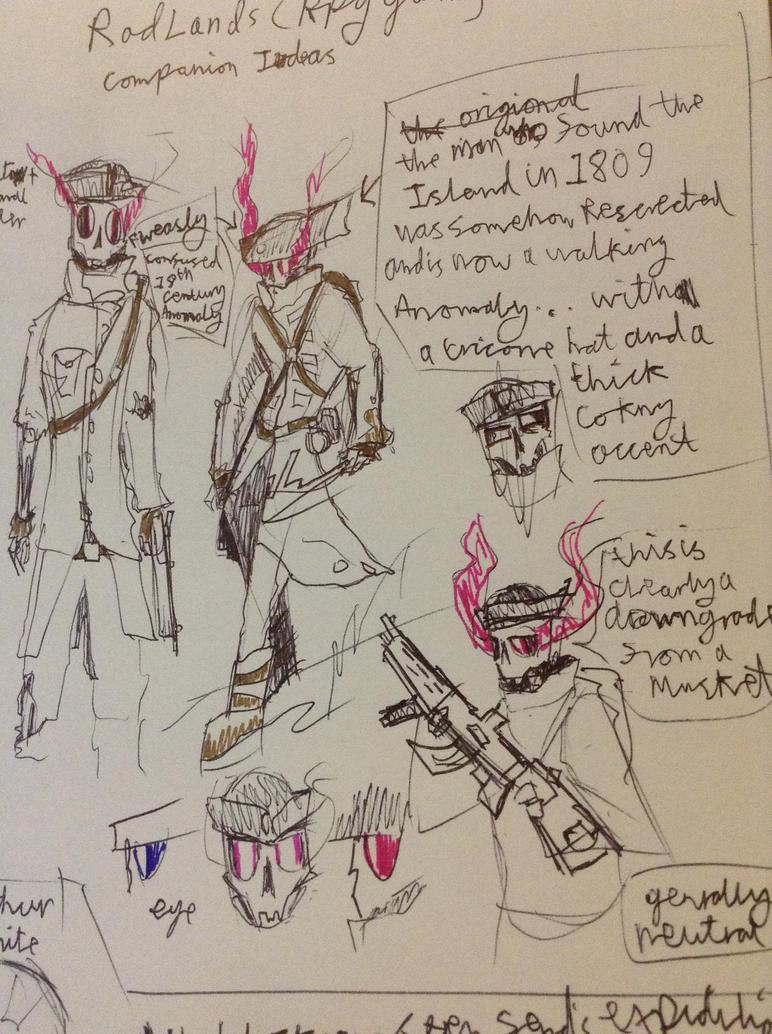Weasly-undead pioneer by Lambda-fallout125
