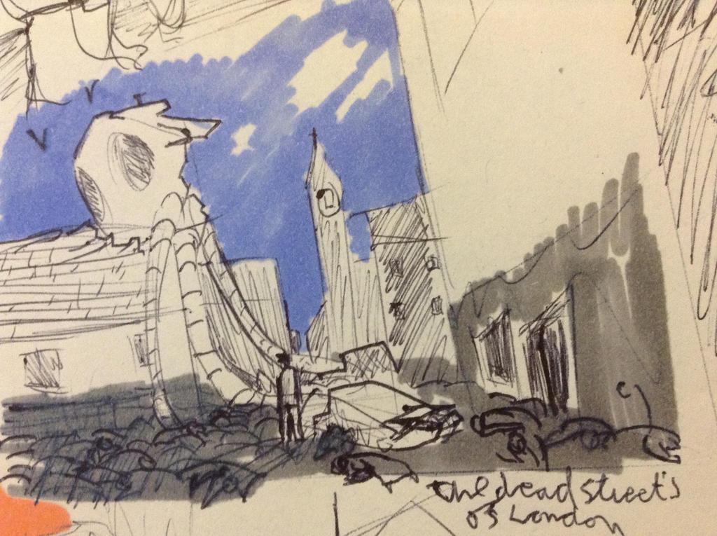 wotw: dead london by Lambda-fallout125