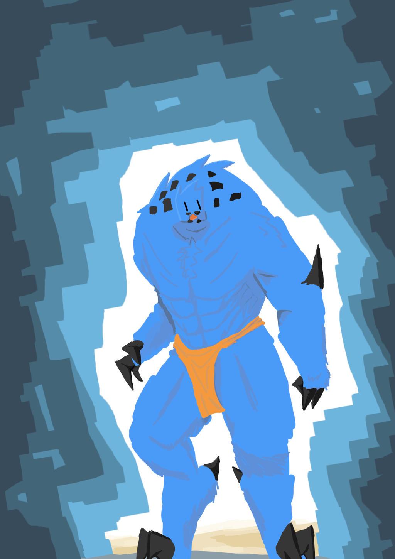 digital Wavali sketch by Lambda-fallout125