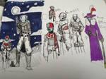 snO.D.S.T doodles by Lambda-fallout125