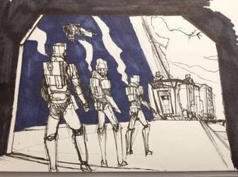 Space Walk by Lambda-fallout125