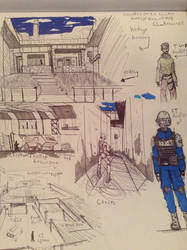 Counter strike map Doodles by Lambda-fallout125