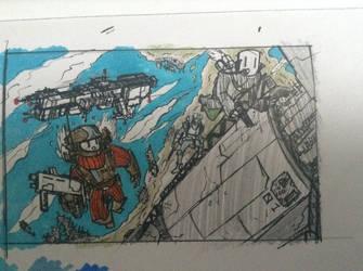 Orbital climb by Lambda-fallout125