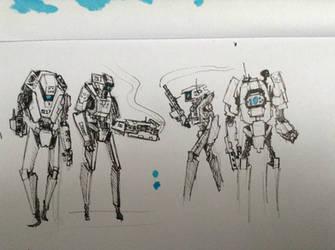 Robots by Lambda-fallout125