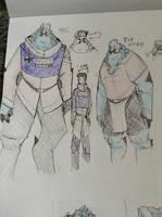 Tiv sketch by Lambda-fallout125