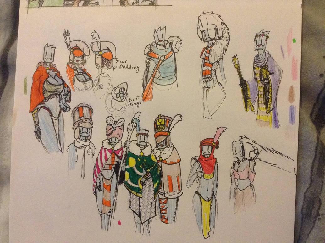 Walkri traditionalist fashion by Lambda-fallout125