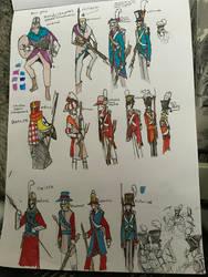 Uniform progression: Nordic-bogaloo