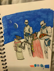 Desert Dealings