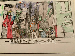 Martski mob : backstreet operations