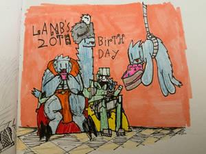 Lambdas 20th BDay