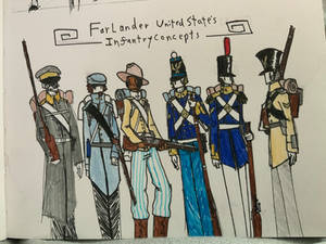 Us farlander infantry concepts