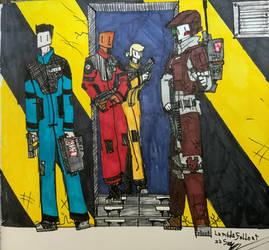 Halo Sketch 31/7/20