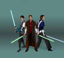 Star Trek - The Old Republic by viloki9