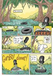 Comic ideas