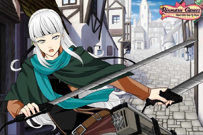 Megami Saiko(Attack On Yandere) by OsakaYamatsu
