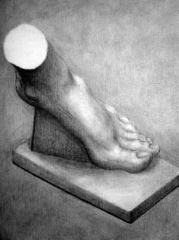Sketch - foot