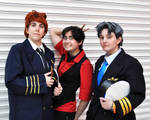 Cabin Crew by Moonshape