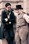 Holmes and Watson 003 by Moonshape