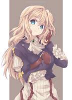 Violet Evergarden by lTakkikun