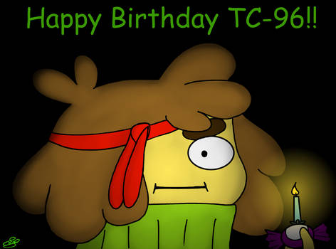 Kiwi wish you a Happy Birthday