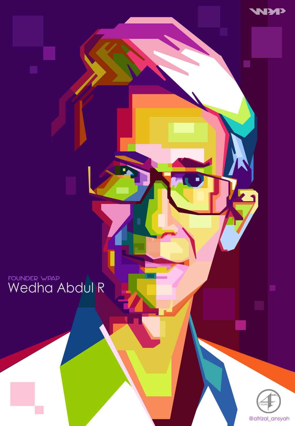 ... Wedha <b>Abdul Rasyid</b> Founder WPAP by Afrizal-ansyah - wedha_abdul_rasyid_founder_wpap_by_afrizal_ansyah-da1dayb