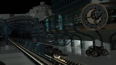 Uchrony Station