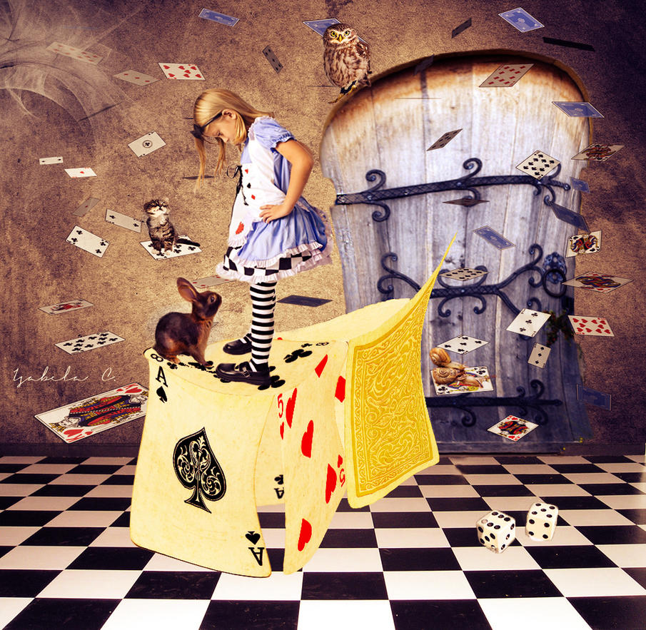 Alice in Wonderland by toinfinity18