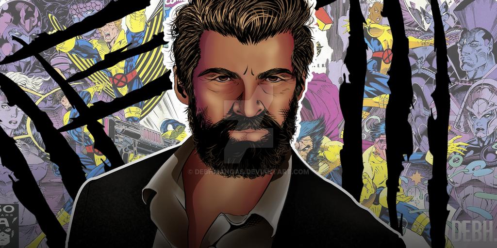 Logan! by DebhMangas