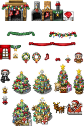 xmas decoration-addon