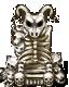 throne of skulls