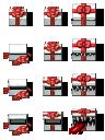 giftboxes by SchwarzeNacht