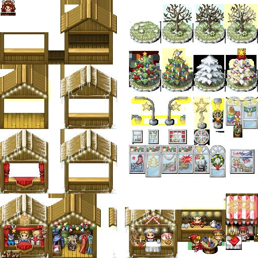 Horror Tiles Rpg Maker Vx Ace Sprites Images Of Christmas