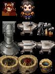 MV blacksmith