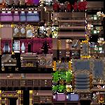 MV noble interior